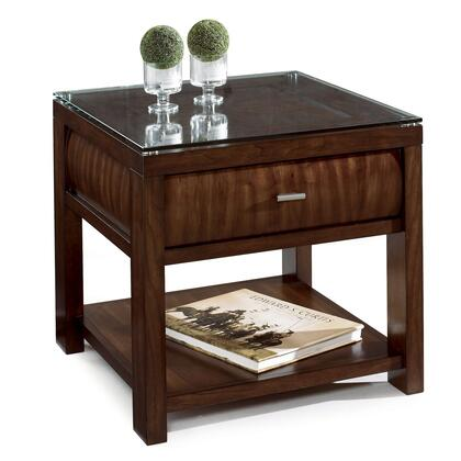 Lane Furniture 1196308 Chelsea Series Contemporary Rectangular End Table
