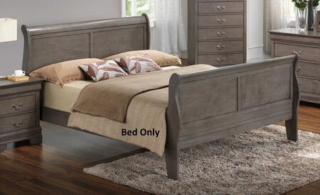 Glory Furniture G3105AQB  Queen Size Sleigh Bed