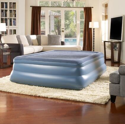 "Rest Rite MM01917 Simmons Collection Beautyrest Skyrise X"" High X Size Instant Air Bed"