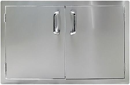 RCS RDD Stainless Steel Double Access Door