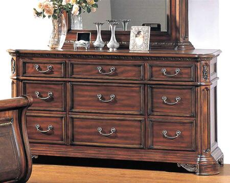 Yuan Tai TI5927DR Tipton Series Wood Dresser