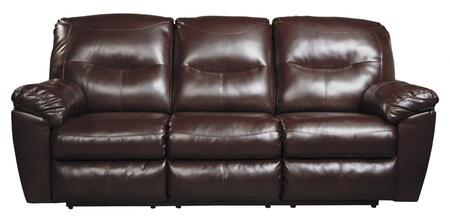 Signature Design by Ashley 8470288 Kilzer Series Reclining DuraBlend Sofa