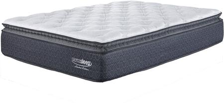 Sierra Sleep Limited Edition Pillowtop M799X1 X Size Mattress in White