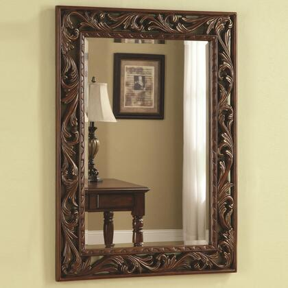 Coaster 901739 Accent Mirrors Series Rectangular Portrait Wall Mirror