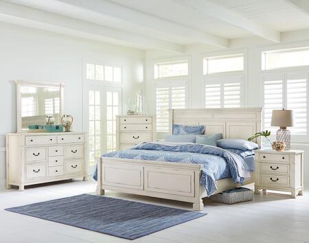 Standard Furniture Chesapeake Bay 6 Piece King Size Bedroom Set