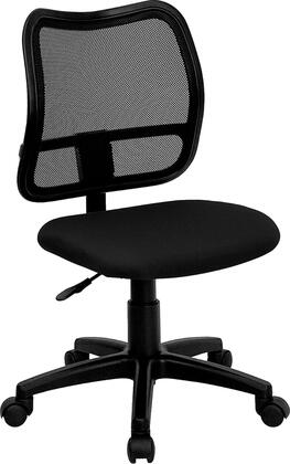 """Flash Furniture WLA277BKGG 22"""" Contemporary Office Chair"""