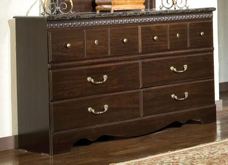 Standard Furniture 4029 Sorrento Series Wood Dresser