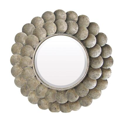 Sterling 55217 Harolds Series Round Both Wall Mirror
