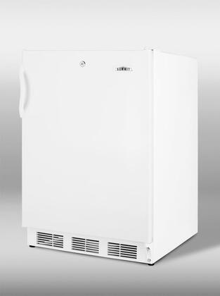 Summit SCFF55LAL  Freezer with 5 cu. ft. Capacity in White