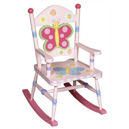 Guidecraft G83361 Butterfly Series  Rocking Chair  Appliances Connection