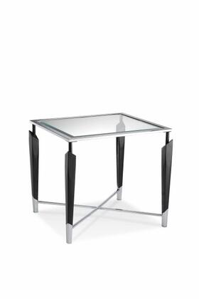 Stein World 910022 Hollywood Series Contemporary Square End Table