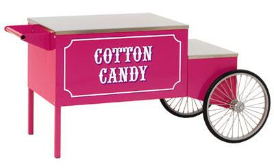 3060010 Paragon Cotton Candy Cart