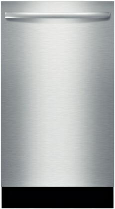 "Bosch SPX5ES55UC 18"" Integra Series Built In Fully Integrated Dishwasher"