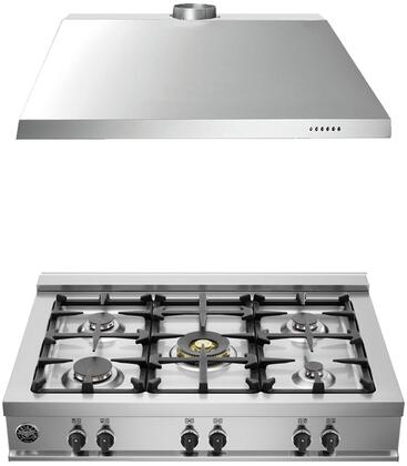 Bertazzoni 708091 Kitchen Appliance Packages