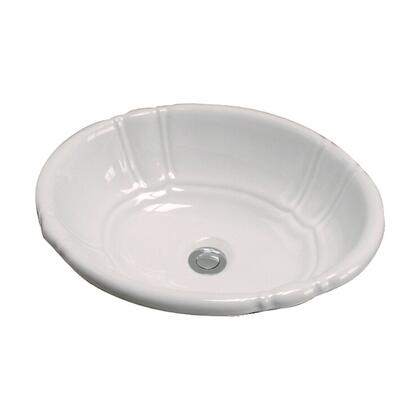 Barclay 4710BQ Bisque Sink