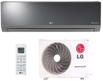 LG 701820 Single-Zone Mini Split Air Conditioners