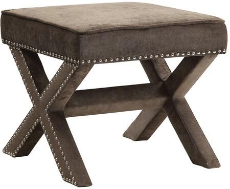 Coaster 500419 Transitional Fabric Ottoman