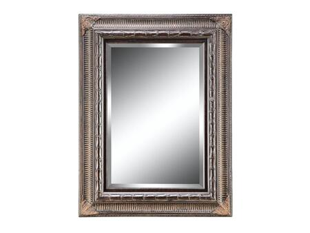 Stein World 12131 Mason Series Rectangular Portrait Wall Mirror