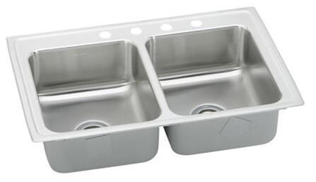 Elkay PSRQ43224 Kitchen Sink