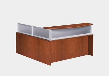 Boss N269G-N280G Boss Plexiglass Reception Desk