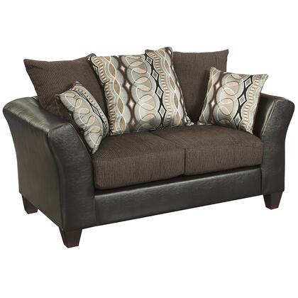 Flash Furniture RS-4173-0XL-GG Riverstone Loveseat