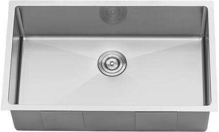 Ruvati RVH7400 Kitchen Sink