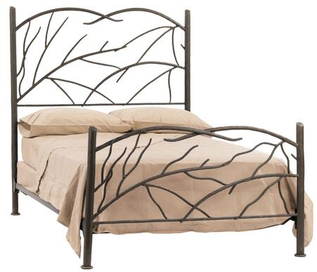 Stone County Ironworks 904727  California King Size HB & Frame Bed