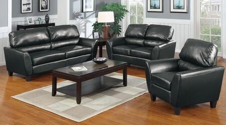 Yuan Tai MR1300BK3  Living Room Set