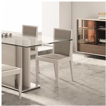 JandM Furniture Premium Composition Dining Chair 18013 DC