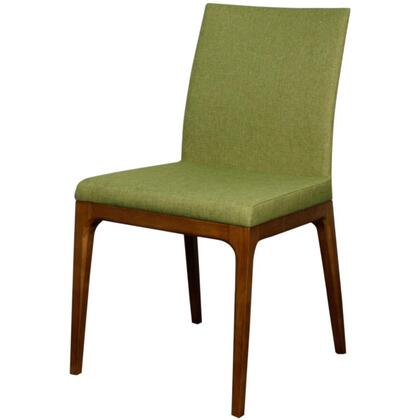 New Pacific Direct Template: Devon Collection 448237-NS-W Fabric Chair with Walnut Legs in Night Shade