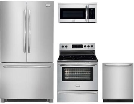 Frigidaire 771202 Kitchen Appliance Packages