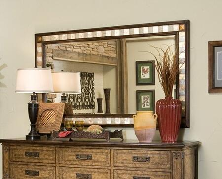 Ambella 07182970142  Rectangular Landscape Wall Mirror