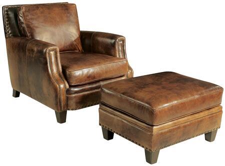 Hooker Furniture SS31101085KIT1 Parthenon Living Room Sets
