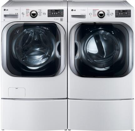 LG 706001 Washer and Dryer Combos