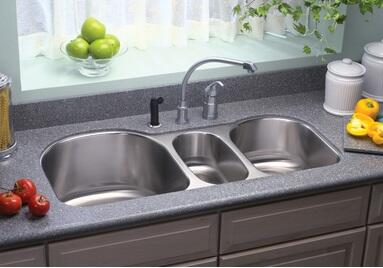 Elkay ELUH3920DBG Kitchen Sink