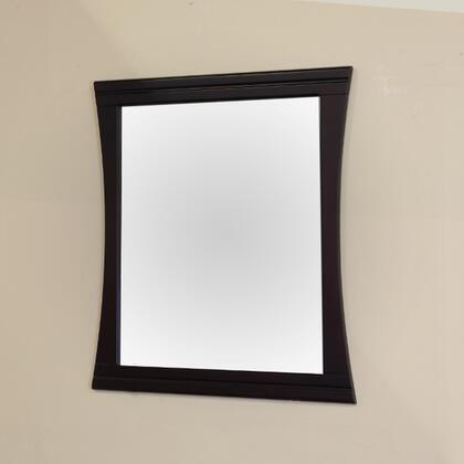 Bellaterra Home 604023MIRROR  Rectangular Portrait Bathroom Mirror
