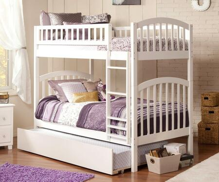 Atlantic Furniture AB64152  Twin Size Bunk Bed