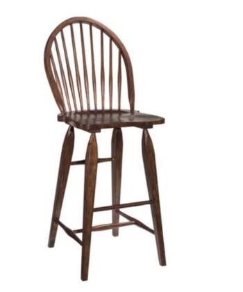 Broyhill 539398 Attic Heirlooms Series Residential Not Upholstered Bar Stool