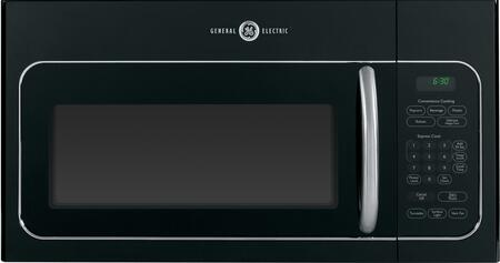 GE AVM4160DFBS 1.6 cu. ft. Over the Range Microwave Oven with 300 CFM, 1000 Cooking Watts, in Black