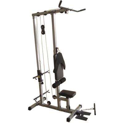 Valor Athletics 2CB0122BM  Home Gym