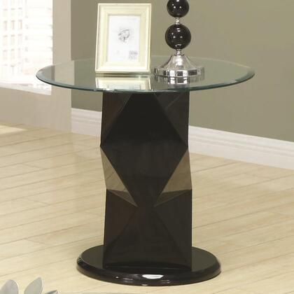 Coaster 702057 702050 Series Contemporary Round End Table