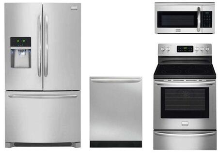 Frigidaire 731999 Gallery Kitchen Appliance Packages
