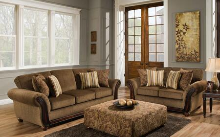 Chelsea Home Furniture 1856531662SL Fairfax Living Room Sets