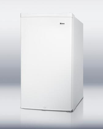 Summit CM420ES  Freestanding Counter Depth Compact Refrigerator with 4.1 cu. ft. Capacity, 2 Wire ShelvesField Reversible Doors |Appliances Connection