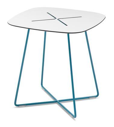 Domitalia CROSSC05FBLHBI Contemporary Table