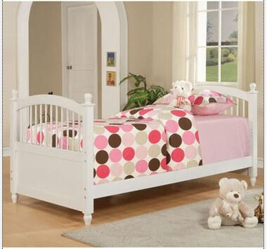 Powell 270038 May Series  Twin Size Panel Bed