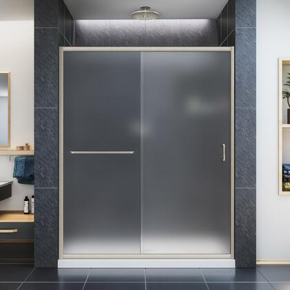Infinity Z Shower Door 60 04