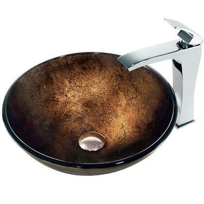 Vigo VGT141 Chrome Bath Sink