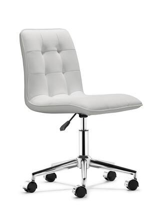 """Zuo 205771 23.6"""" Modern Office Chair"""