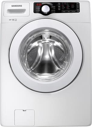 """Samsung Appliance WF361BVBEWR 27""""  Front Load Washer with 3.6 cu. ft. Capacity 8 Wash Cycles 1 RPM  Appliances Connection"""
